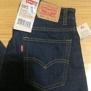 Levi's 505 Jeans  NWT